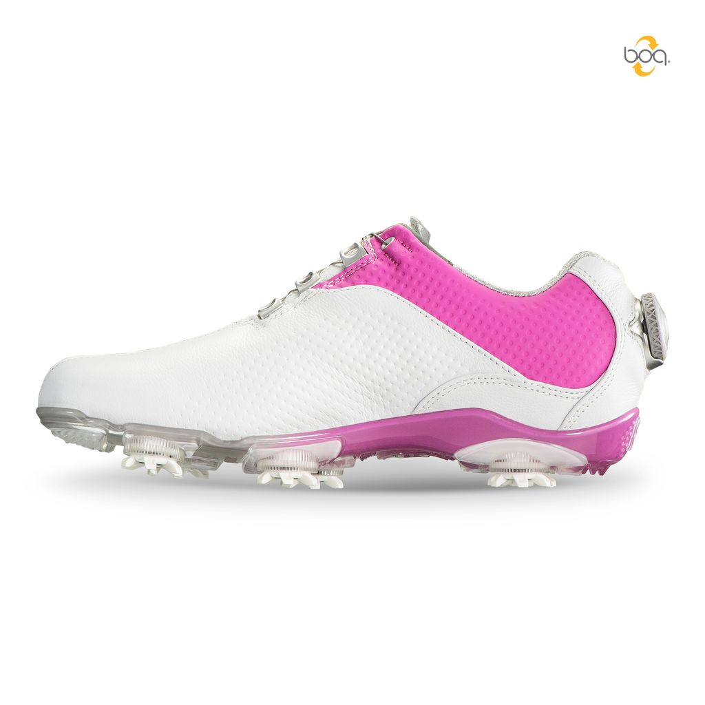 footjoy closeout d n a boa s golf shoes white