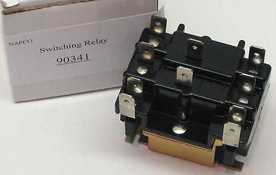 90 341 switching relay 120v dpdt type 91 replaces