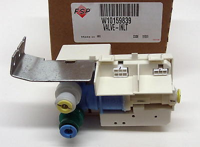 W10159839 genuine whirlpool kenmore kitchenaid refrigerator water smart valve ebay - Kitchenaid dishwasher fill valve ...