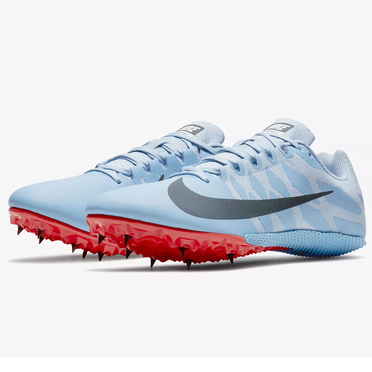 promo code ebce5 b4158 Designed with the sprinter in mind, the Nike Zoom Rival S 9 Unisex Track  Spike is ideal for short distances, hurdles and jumping events.
