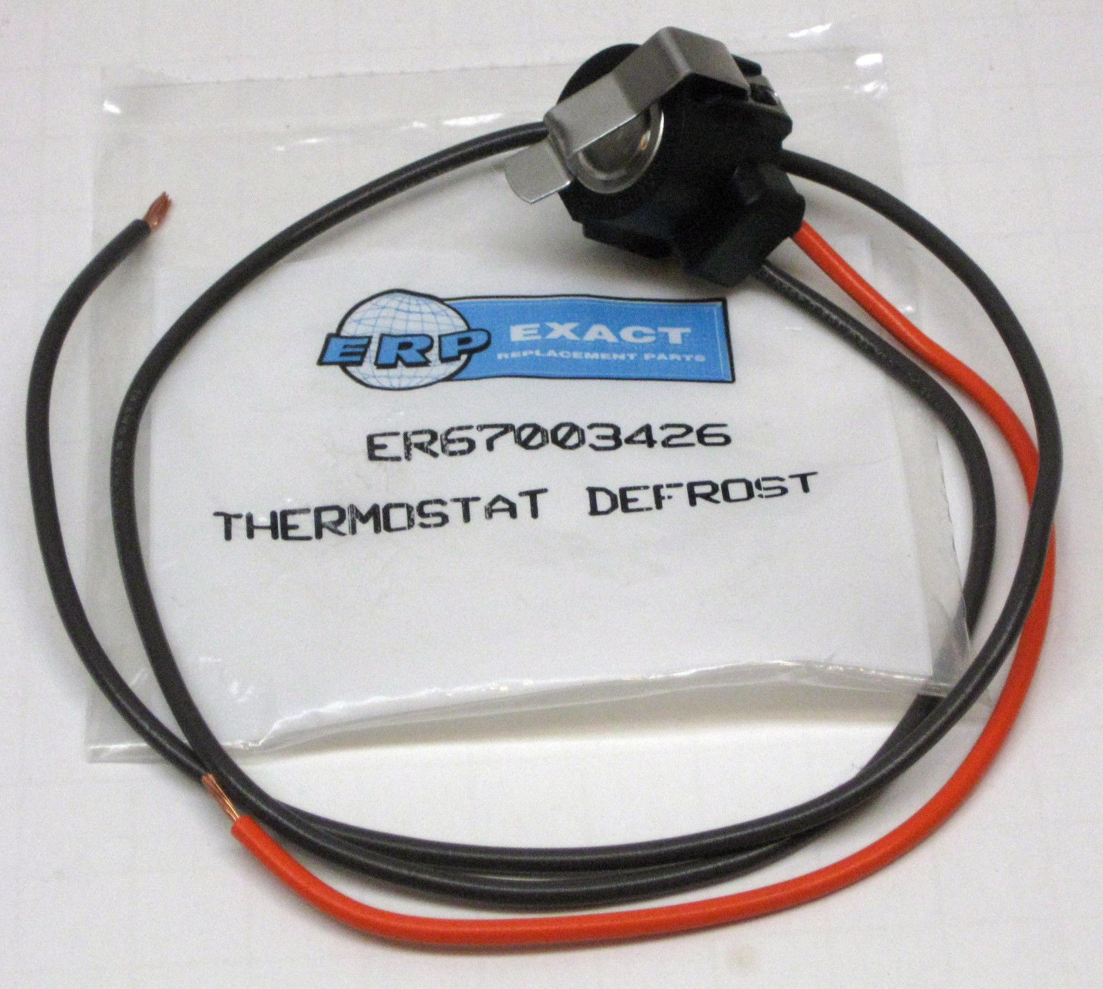 Wp67003426 For Whirlpool Maytag Refrigerator Thermostat