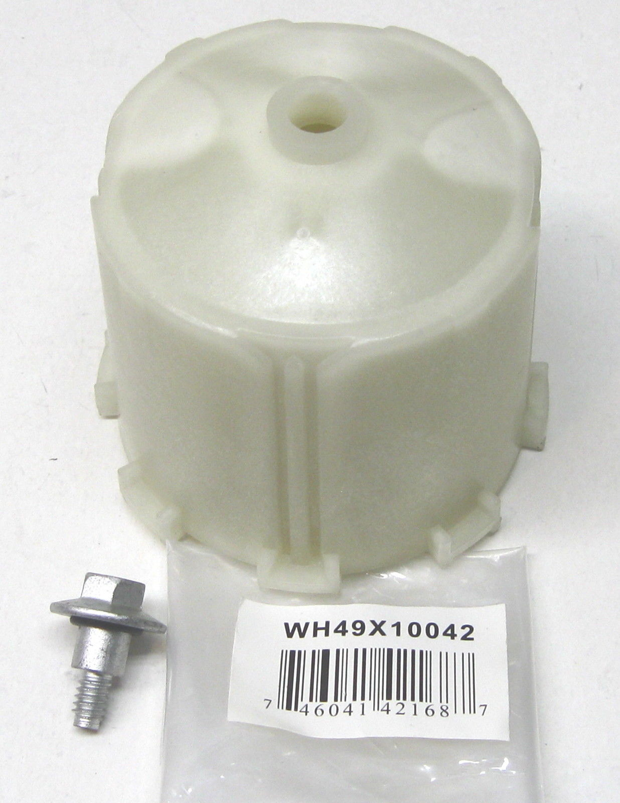Wh49x10042 For Ge Agitator Plastic Coupling Coupler New