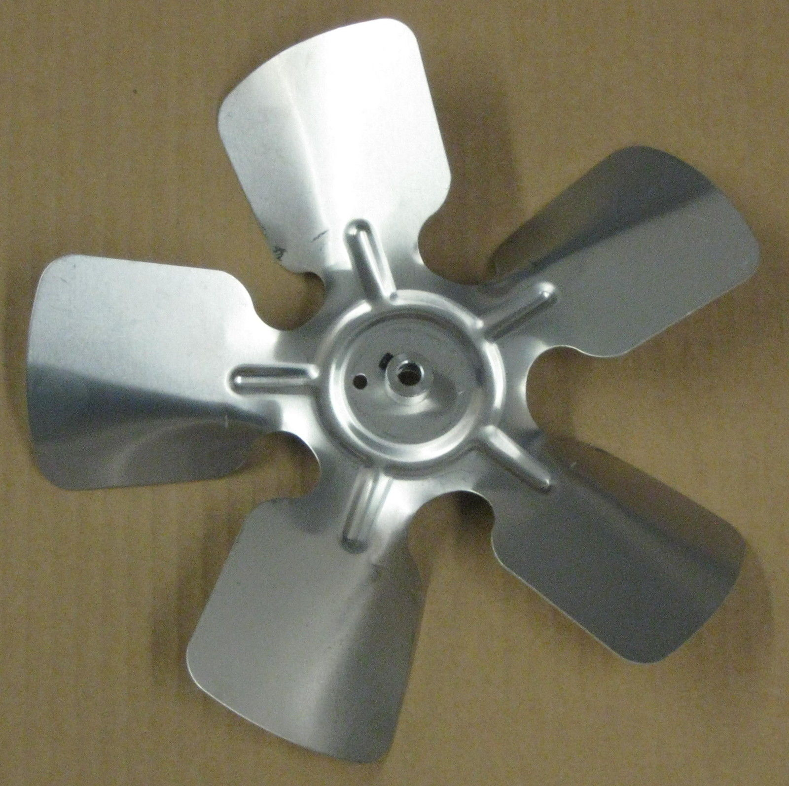 A61322 Metal Fan Blade 10 Quot Diameter 5 Blades 5 16 Quot Bore