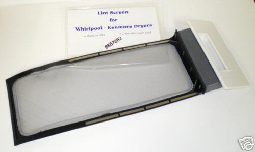 Dryer Lint Screen For Whirlpool Maytag Wp8557882 W10717210