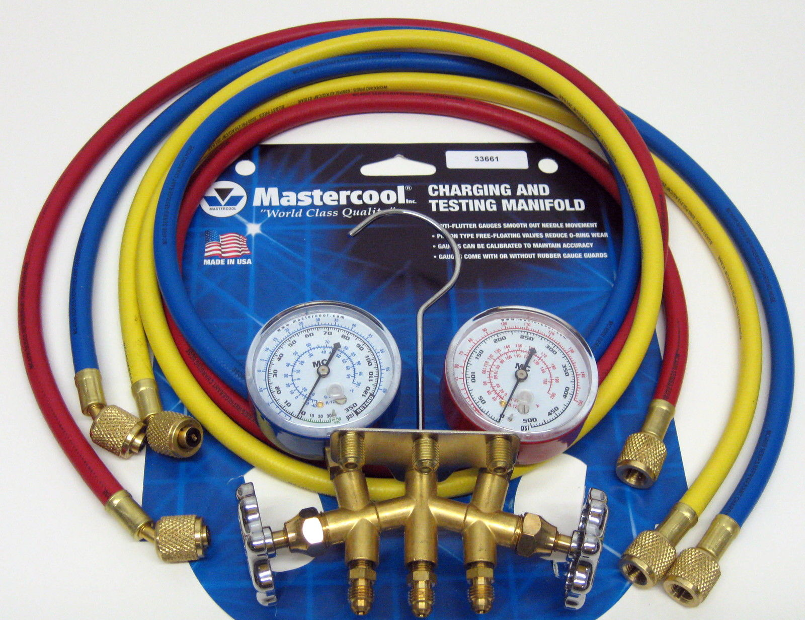 33661 Mastercool Hvac Air Conditioning Refrigeration