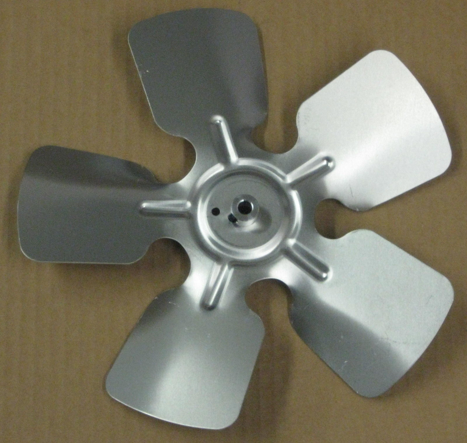A65132 Metal Fan Blade 10 Quot Diameter 5 Blades 5 16 Quot Bore