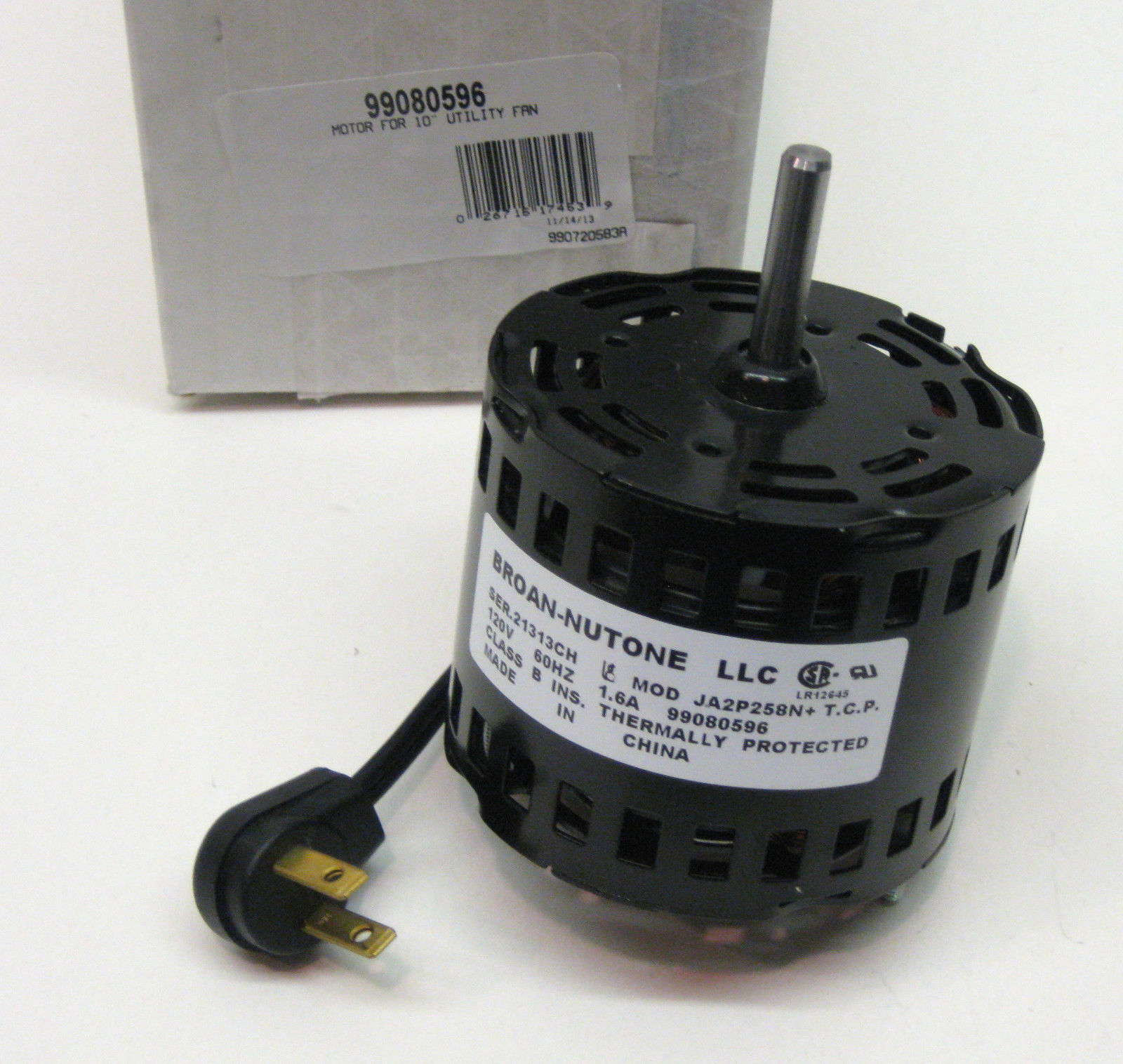 Air Vent Fan Motors : Broan nutone vent fan motor ja p n s  ebay