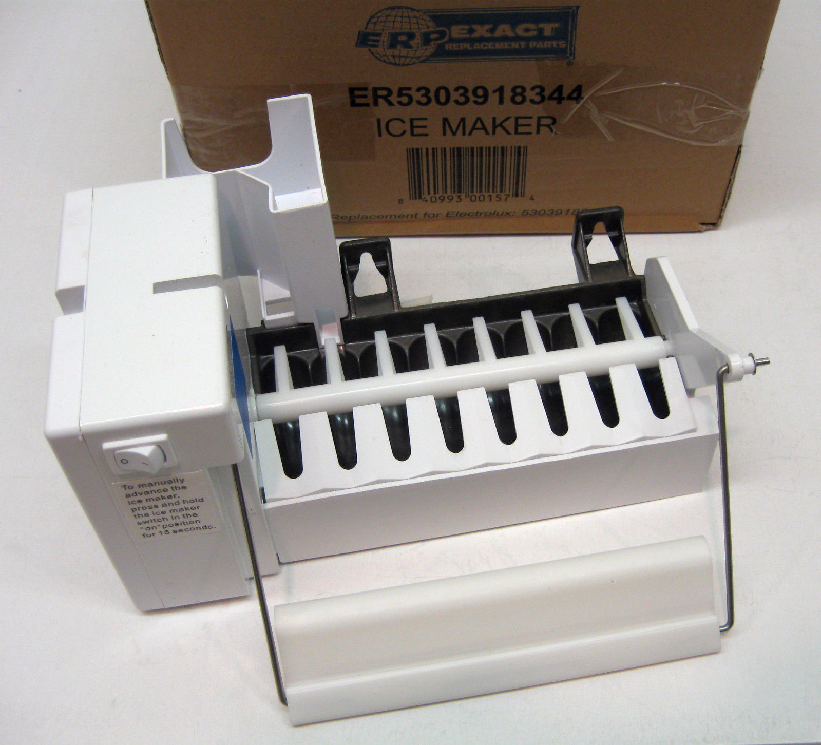 Refrigerator Icemaker For Frigidaire Electrolux 5303918344