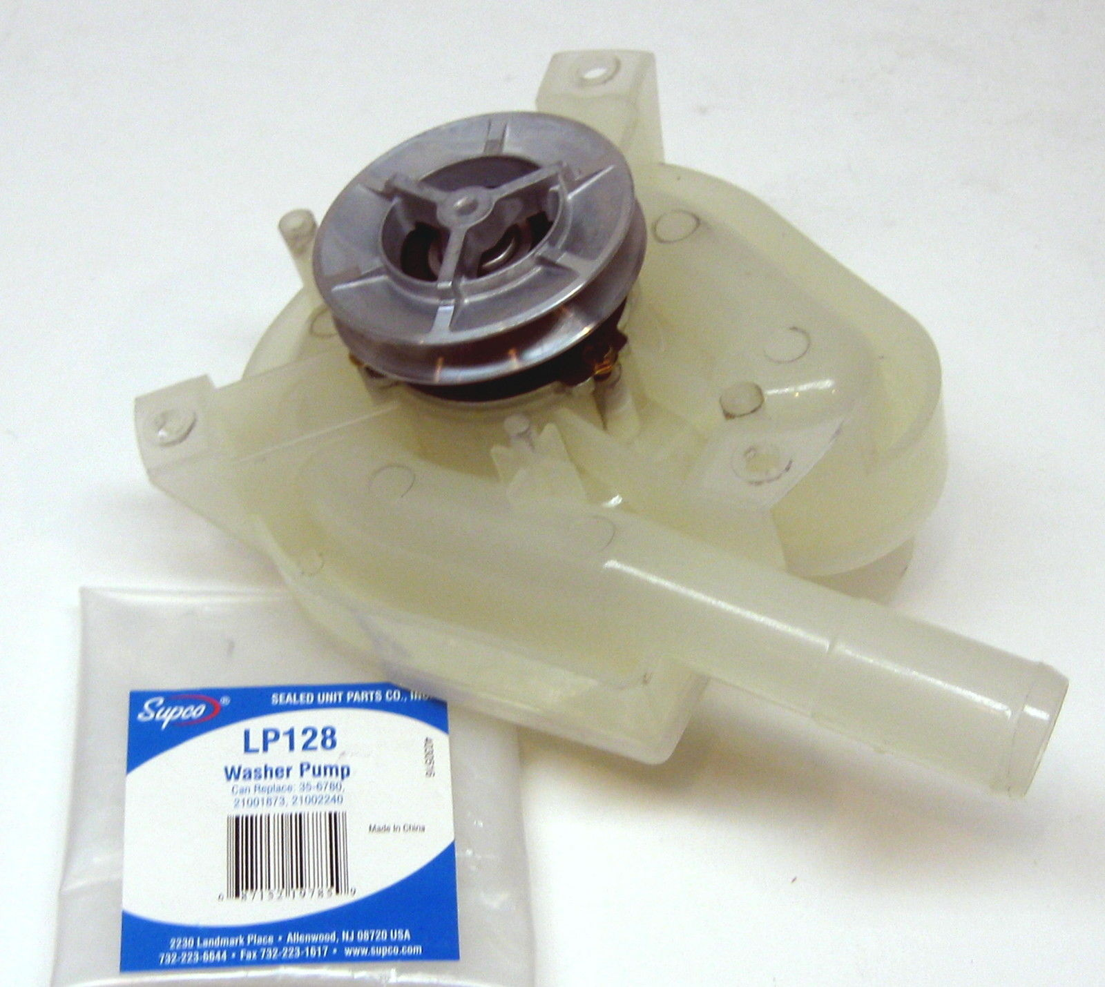 Lp128 Washer Drain Pump For Whirlpool Maytag Wp35 6780