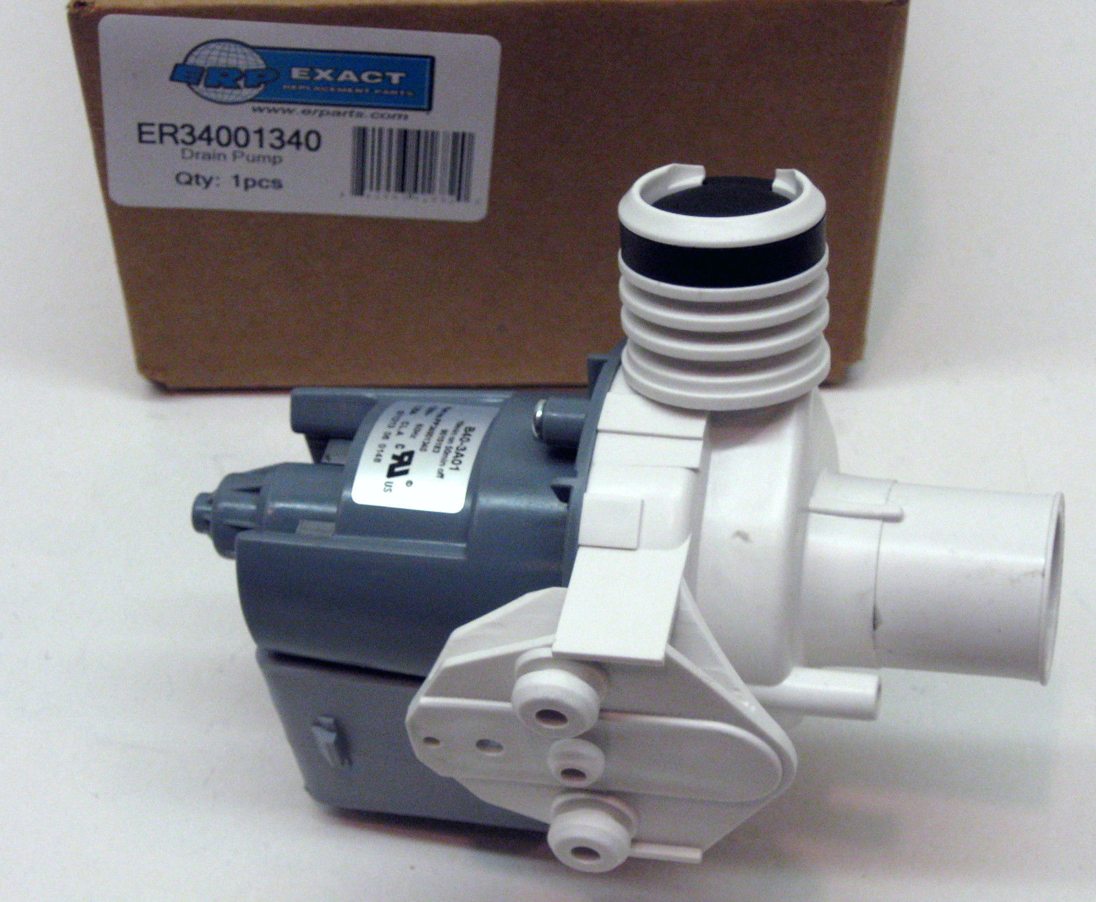 Washing Machine Drain Pump For Whirlpool 34001340