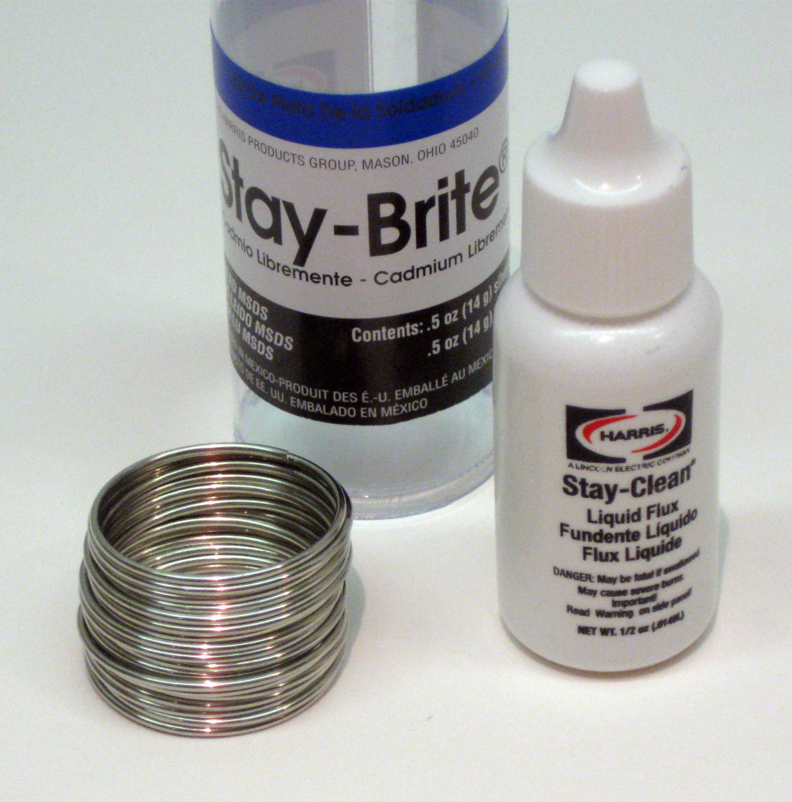 11000 Sbsk Harris Stay Brite Silver Bearing Solder Amp Stay