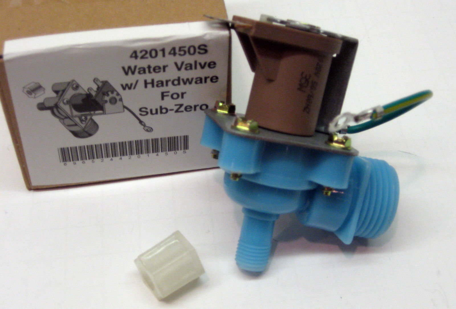 4201450s Refrigerator Water Valve For Icemaker Ice Maker