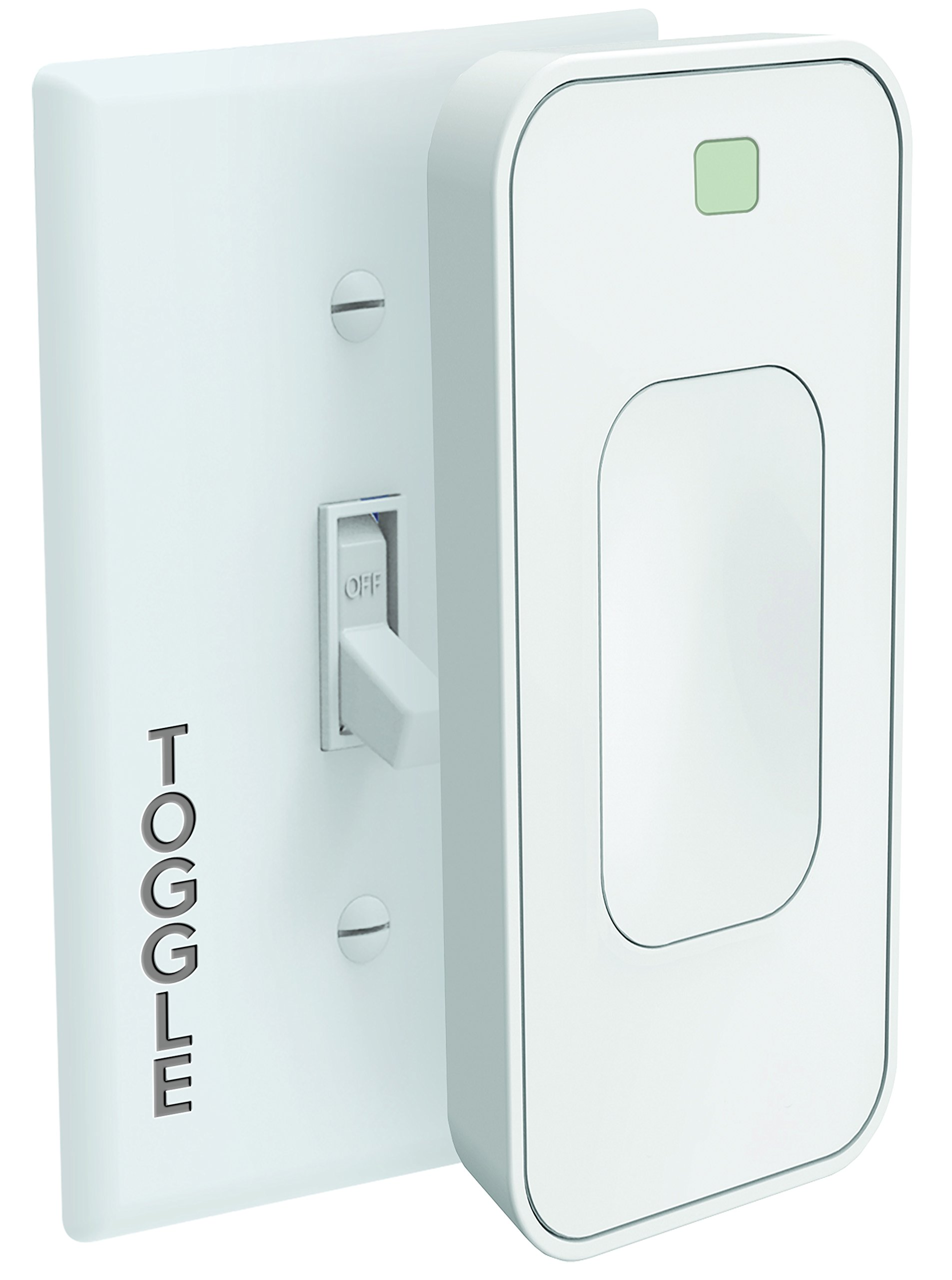 Switchmate Motion Activated Snap On Instant Smart Light Switch Wiring A First Styletoggle Slim Is The That Can Be Installed In One Second No Configuration Tools Or Wi Fi