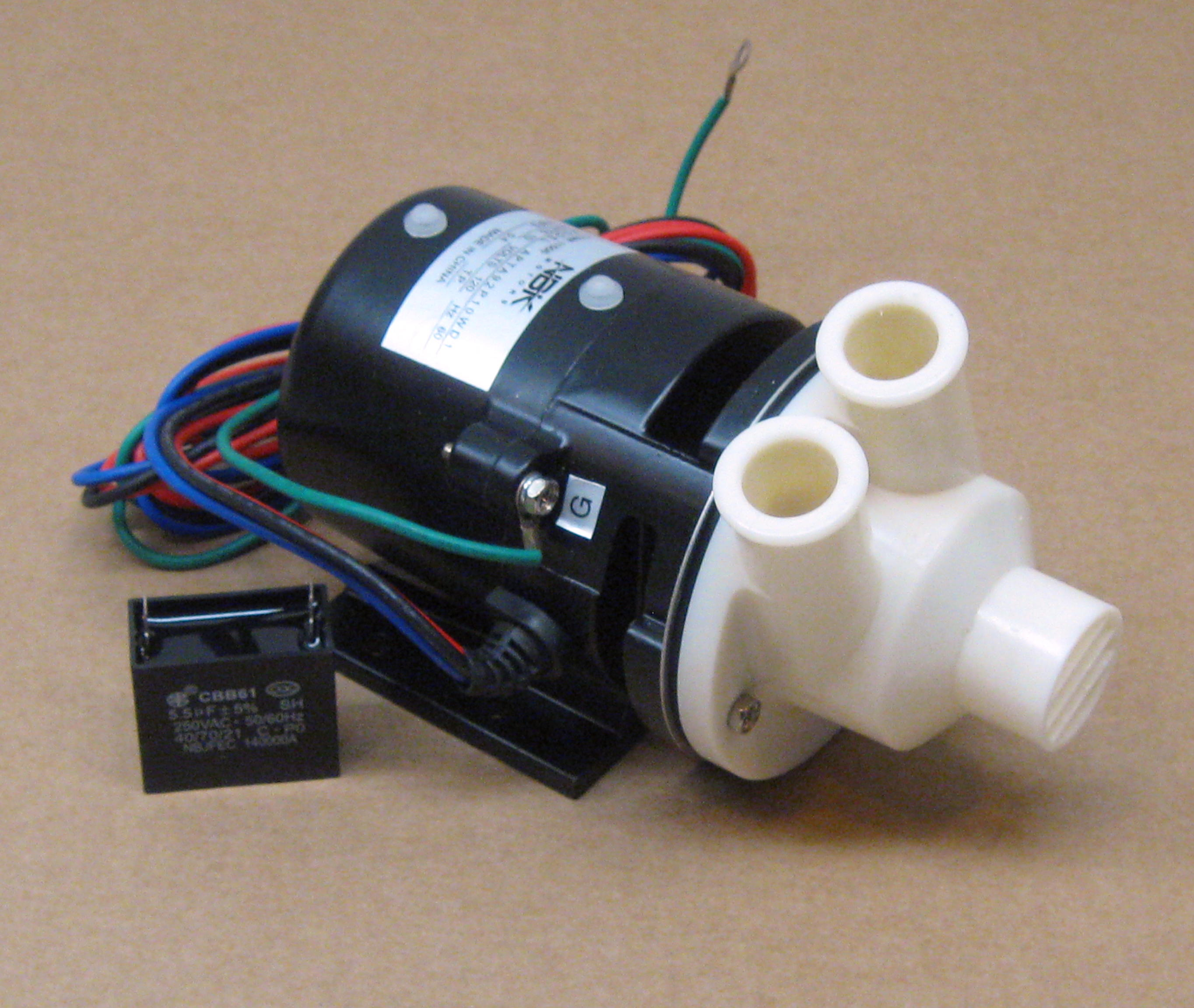 Pump Motor Assembly For Hoshizaki Ice Machine Pa0613 Pa