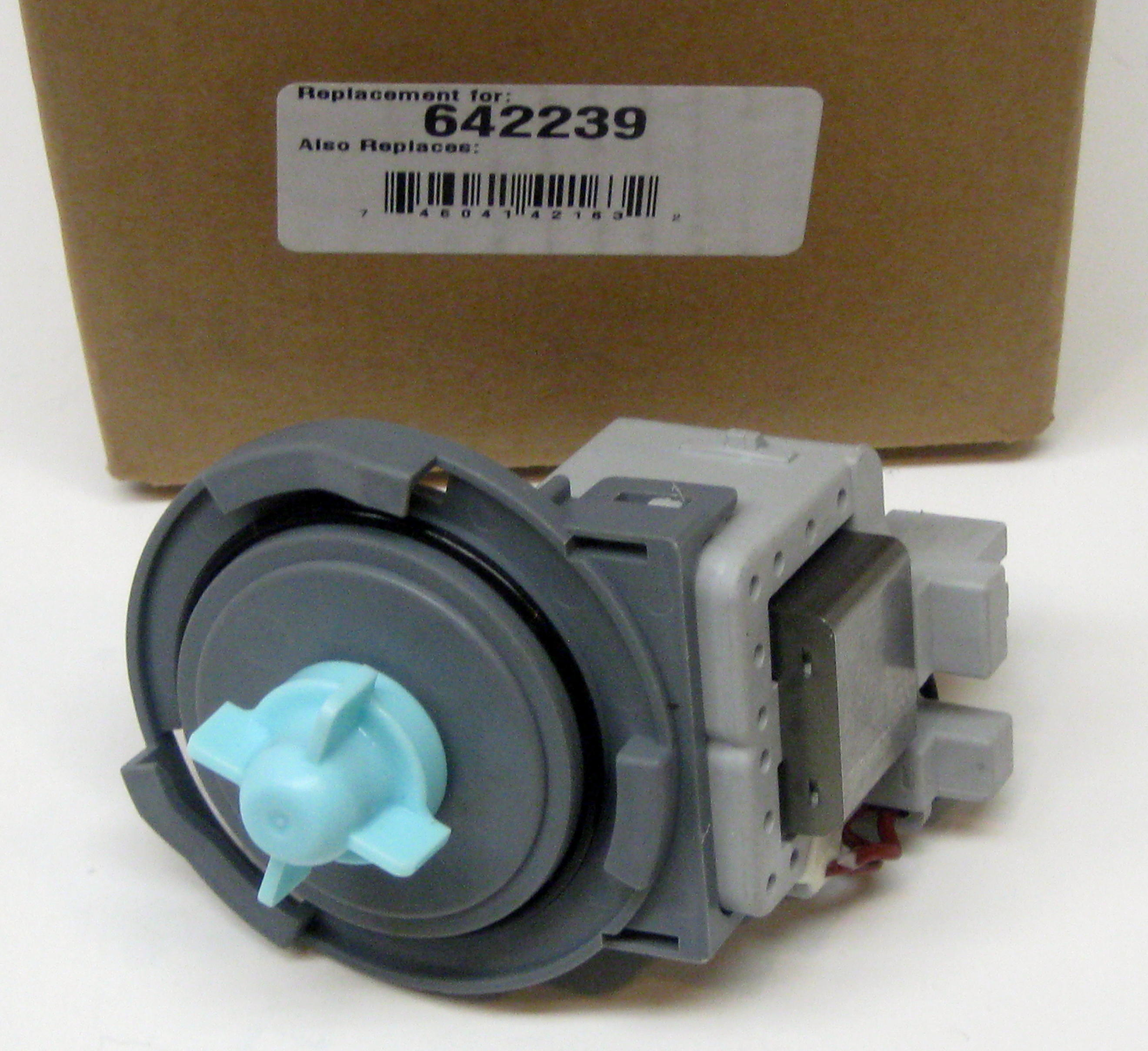 Dishwasher drain pump for bosch 00642239 ap3996662 ps8729769 642239 - Bosch dishwasher pump not draining ...