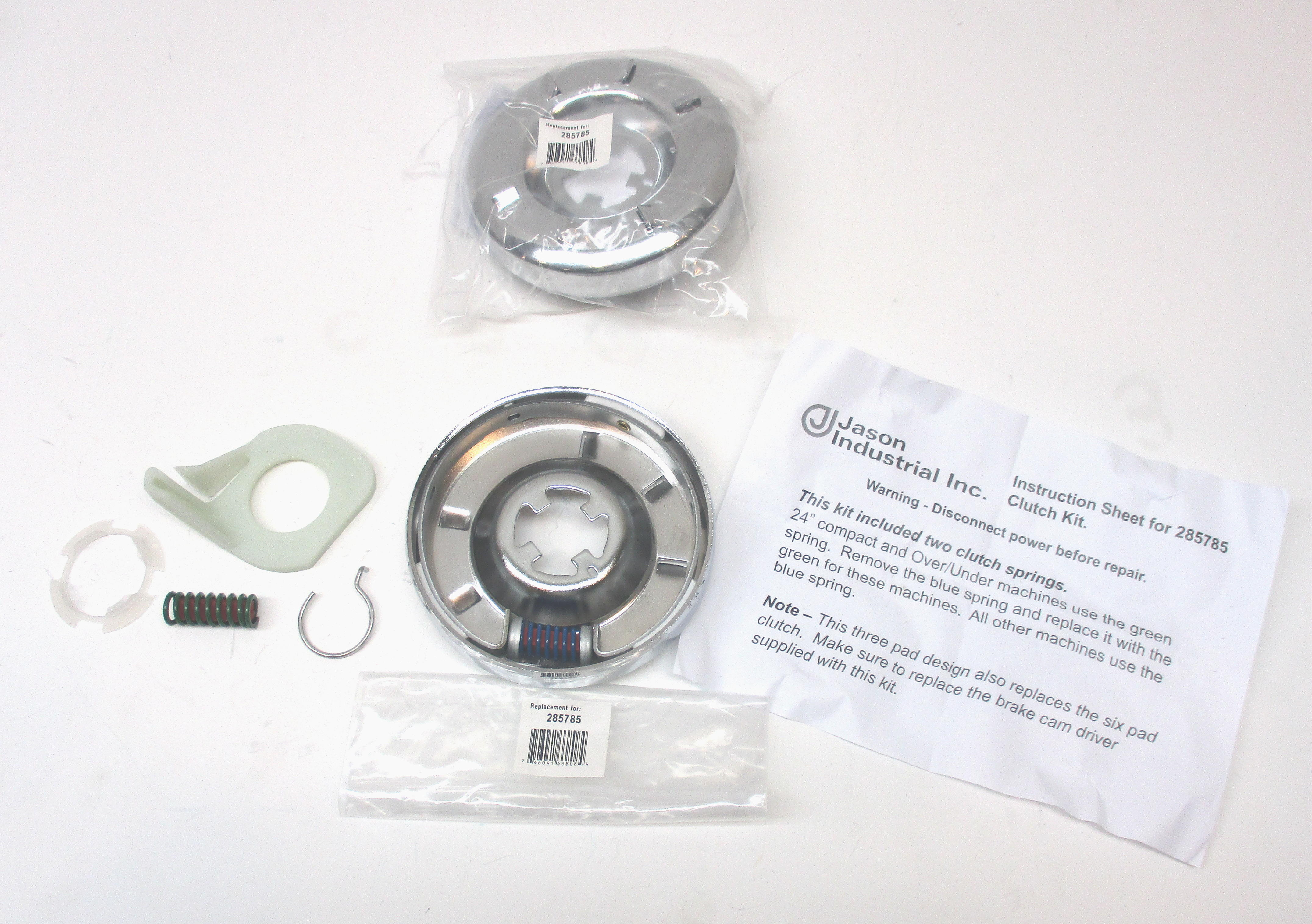 285785 2pk For Whirlpool Kenmore Washer Washing Machine