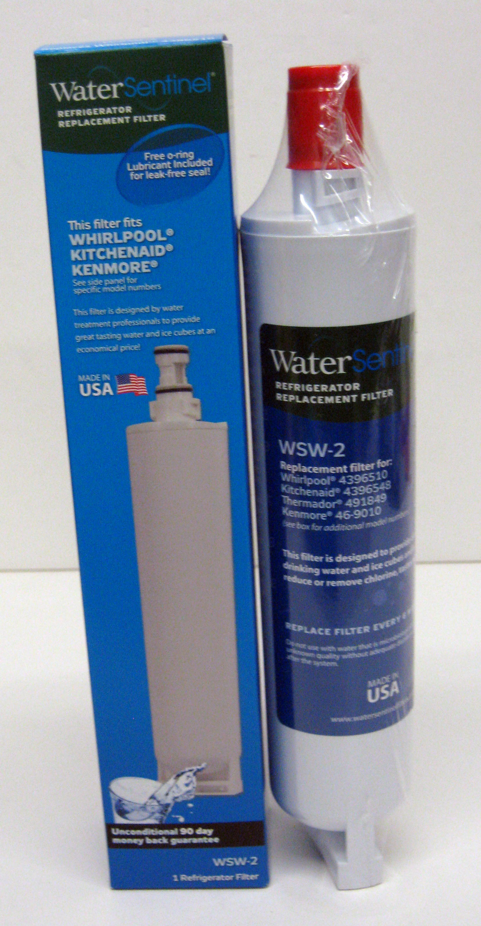 Wsw2 Refrigerator Water Filter For Whirlpool Kenmore