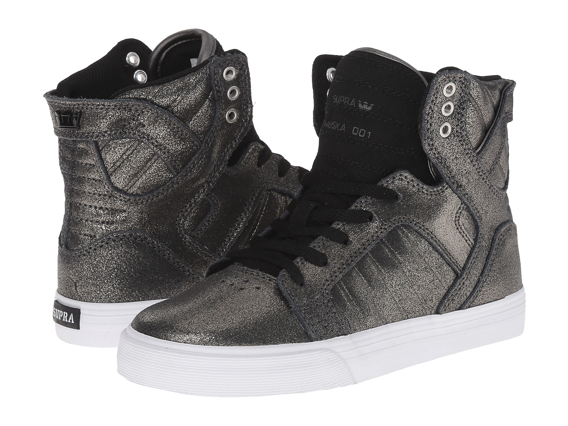 bc701b54561e Details about SUPRA Skytop Kids
