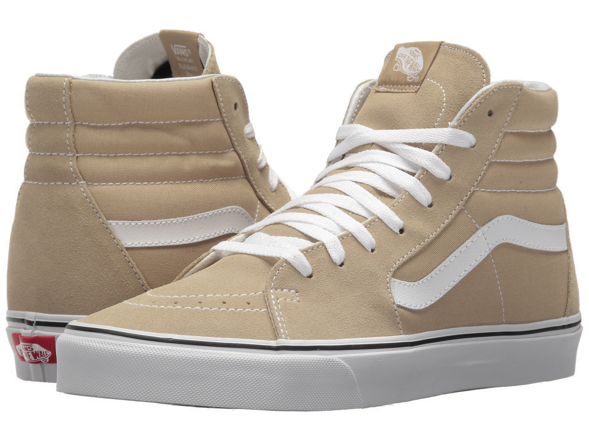 30f6bbc786 Keep it old school every step of the way with the classic Vans SK8-Hi.