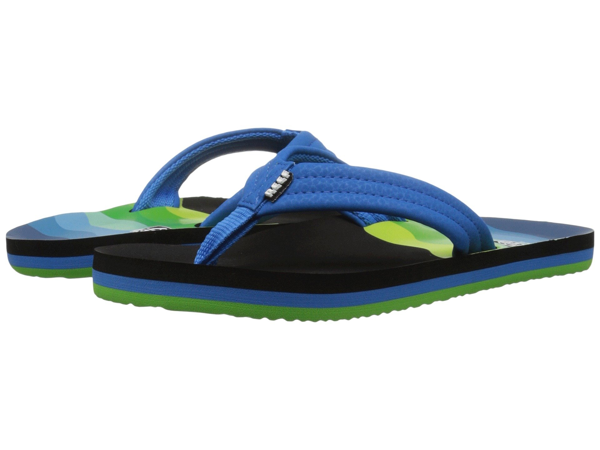 Size: 10 NEW Reef Thermo AHI Men/'s Flip-Flops,