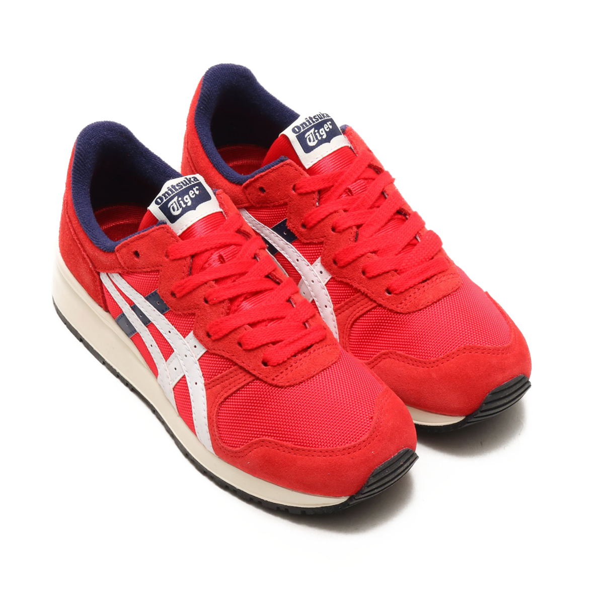 new arrivals 20217 f68b5 Details about ONITSUKA TIGER Tiger Ally Men | Classic Red / Cream  (1183A029-600)