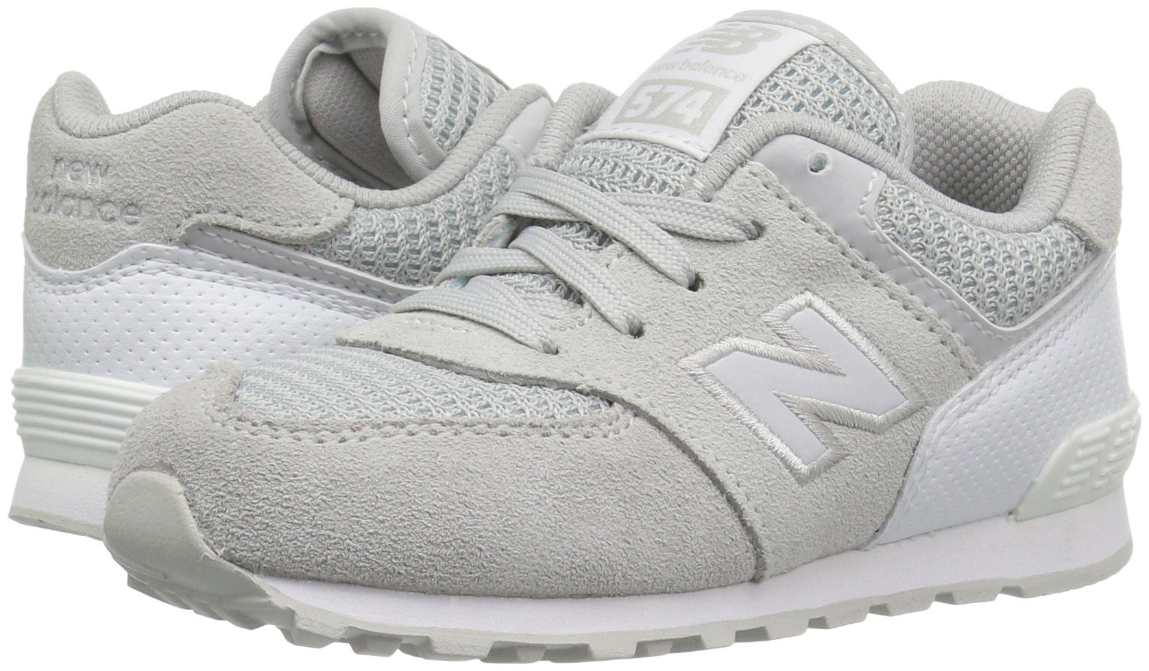 574 GREY ICON - FOOTWEAR - Low-tops & sneakers New Balance nbwQhwrT