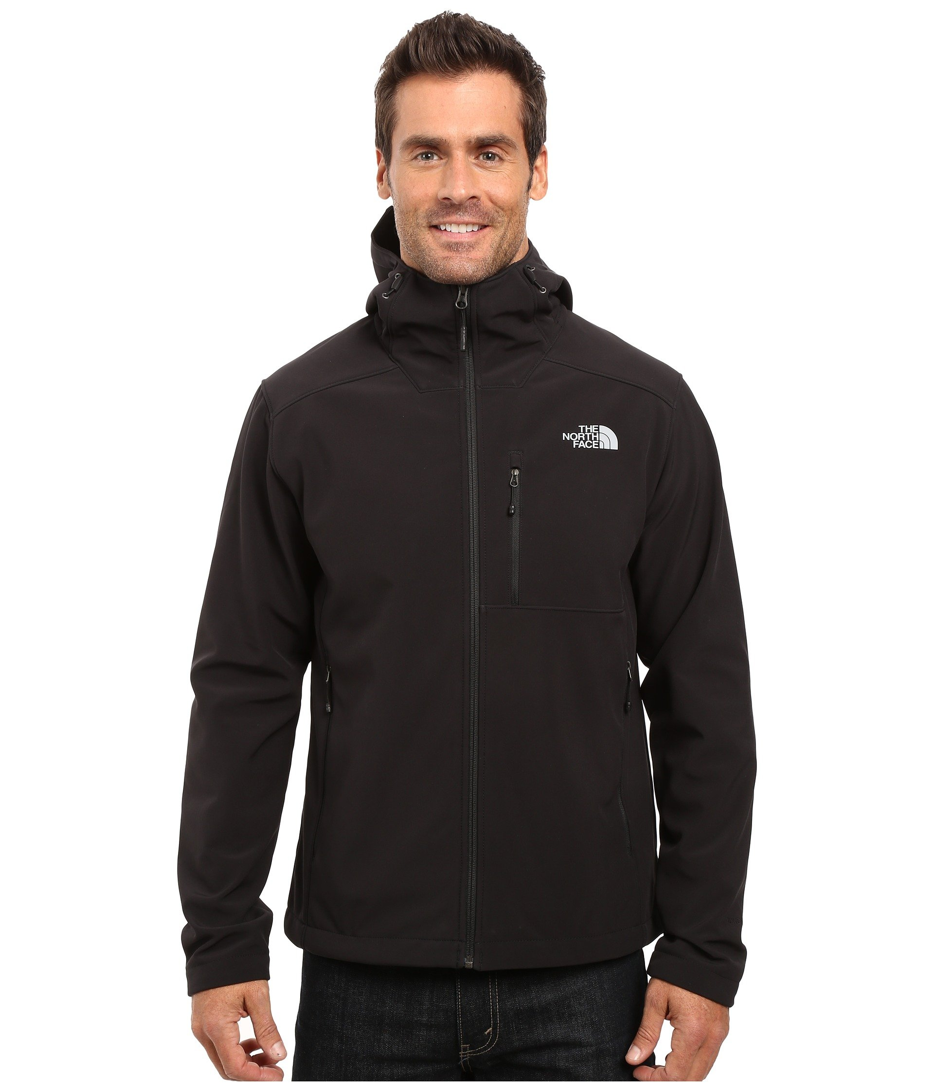 248b57b04 Details about The North Face Men's Apex Bionic 2 Hoodie TNF Black  NF0A2TBBJK3