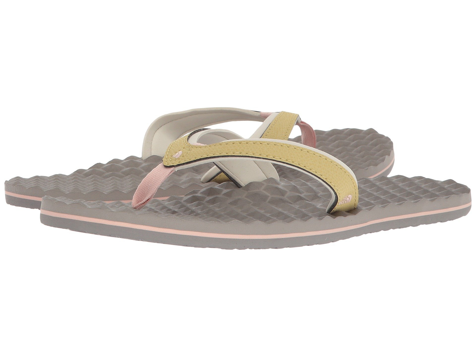 4f3c563f454e Spend the day in and out of the water at the pier with these comfortable  flip-flops crafted of water-friendly materials. Water Resistant; Classic Base  Camp ...