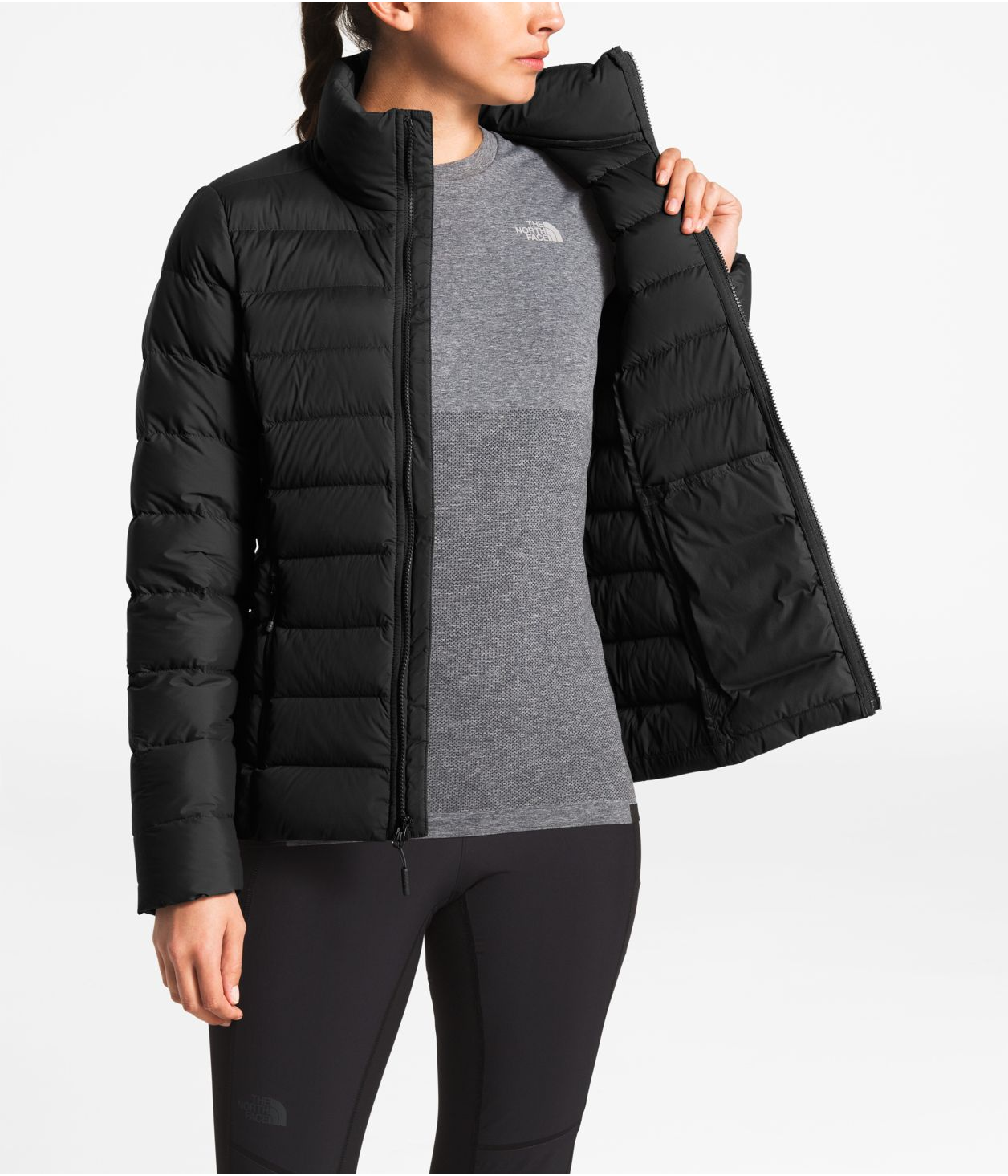 9f42097f0 Details about The North Face Stretch Down Jacket TNF Black (NF0A3O7EJK3)