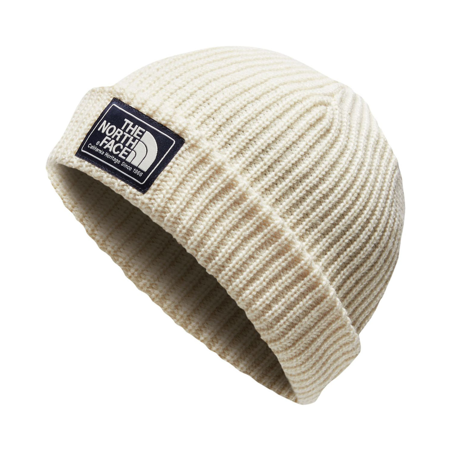 30bf1ccdb Details about THE NORTH FACE Salty Dog Beanie | Vintage White / Peyote  Beige (NF0A3FJW)