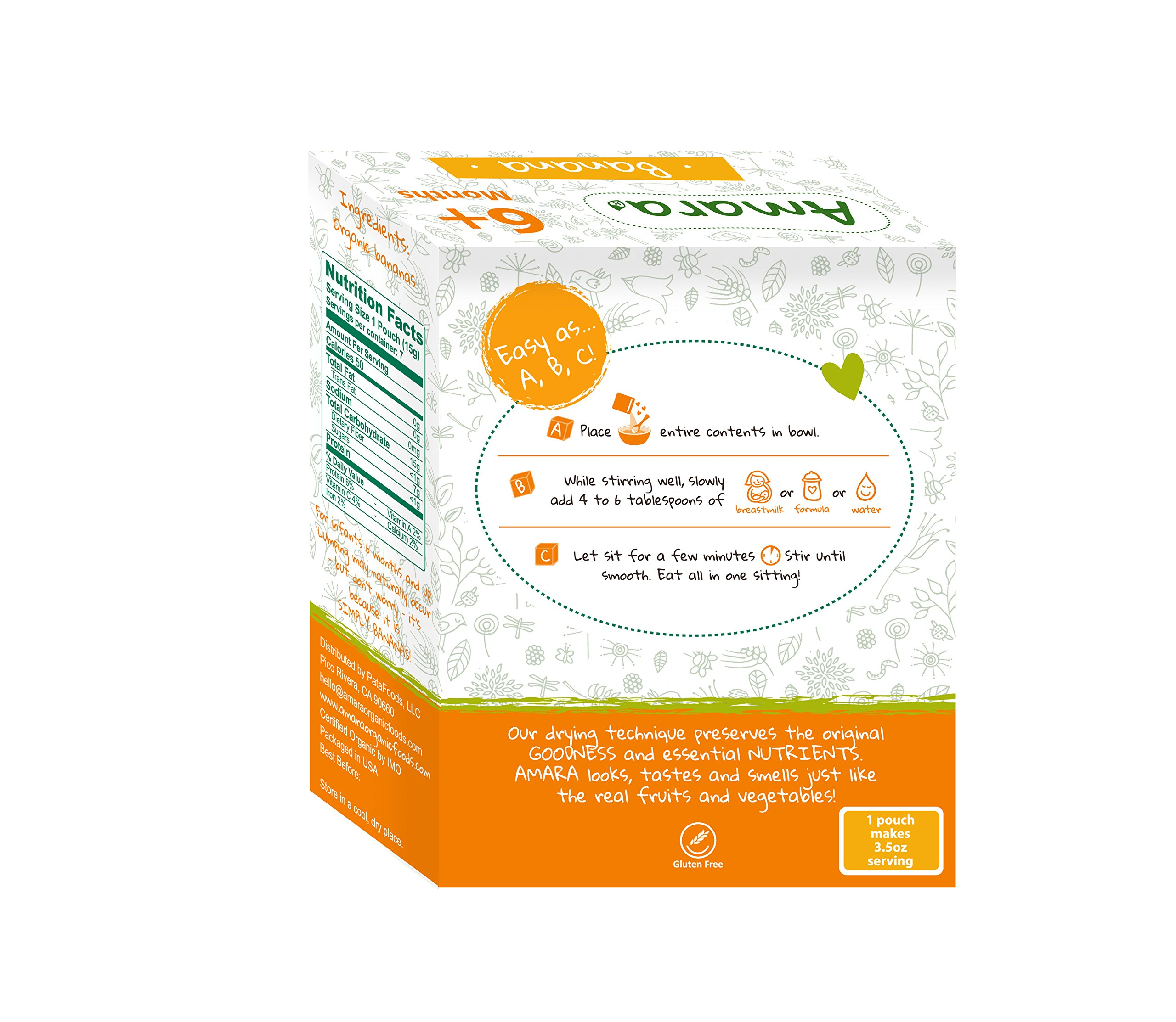Happy Baby Organic Baby Food Pouch