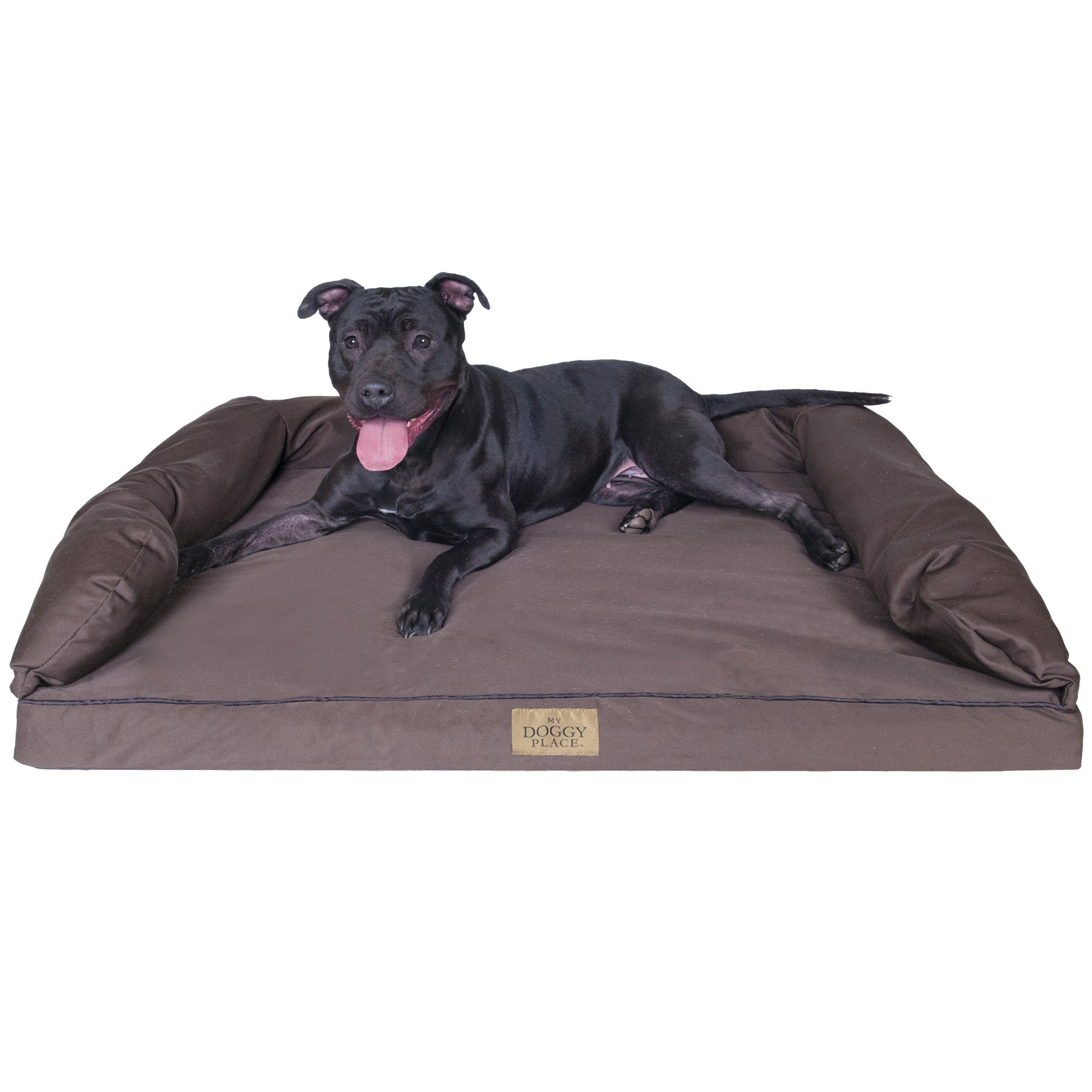 with bedding large waterproof cover dog foam product bed milliard memory