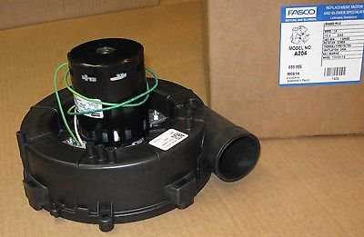 A204 fasco inducer furnace blower motor for lennox 7021 for Lennox inducer motor assembly