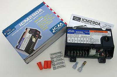 Icm290a Icm Intermittent Pilot Ignition Control Board Box