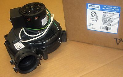 A158 Fasco Inducer Blower Motor For Amana 7062 2205 7062